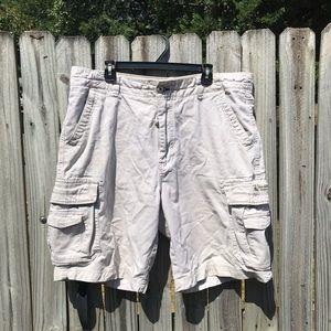 Size 38 union bay cargo shorts